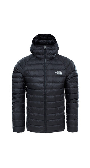 """""""The North Face M's Trevail Down Hoodie Tnf Blk Tnf Blk"""""""